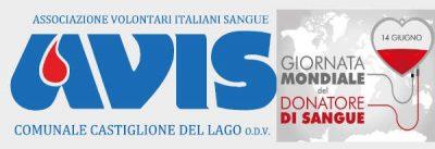 Giornata Mondiale del Donatore 2021 - Avis Castiglione del Lago